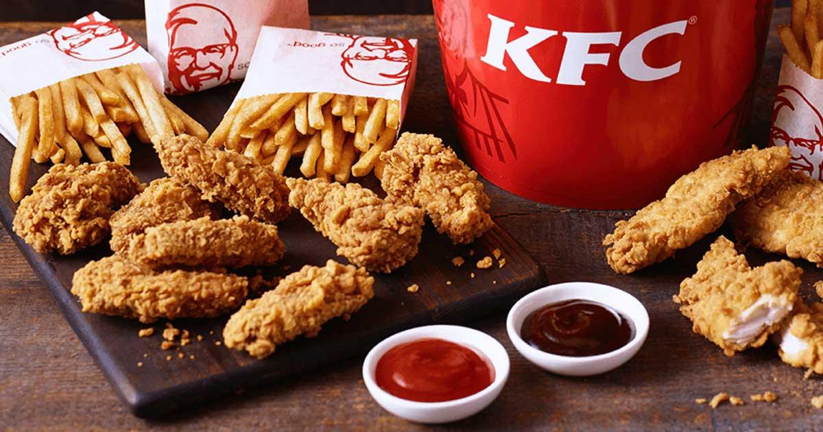 KFC в ТЦ Юго-Запад