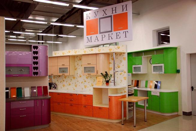 Кухни маркет в ТЦ Юго-Запад