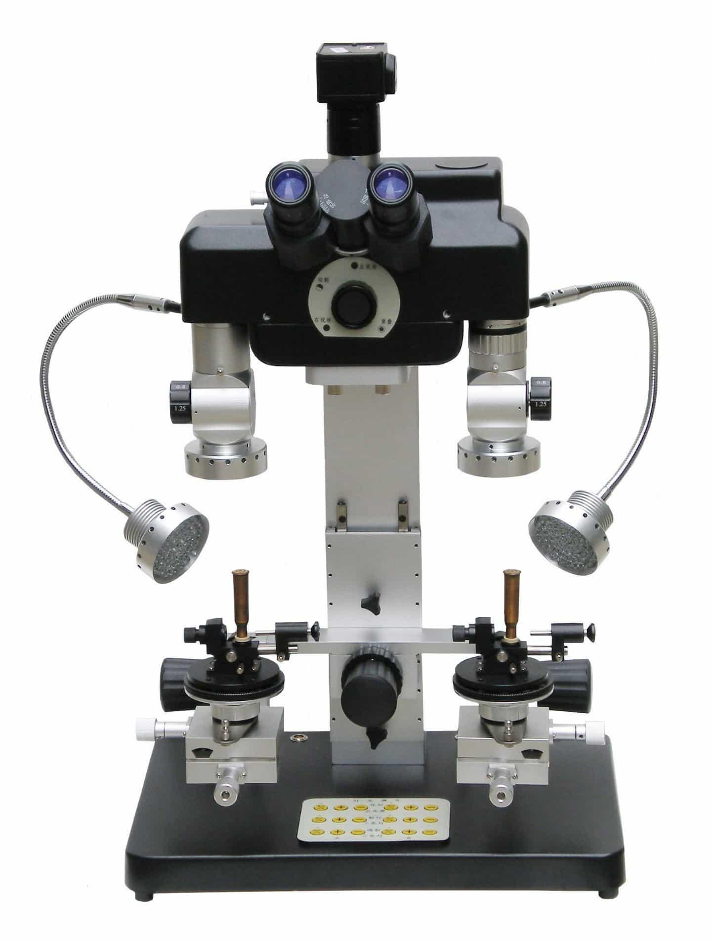 Работа и функционал сравнительных микроскопов