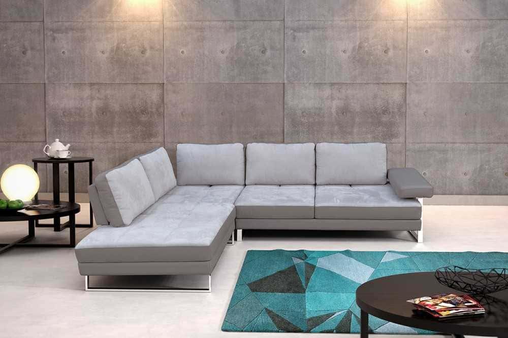 Виды угловых диванов: преимущества и конструктивные особенности